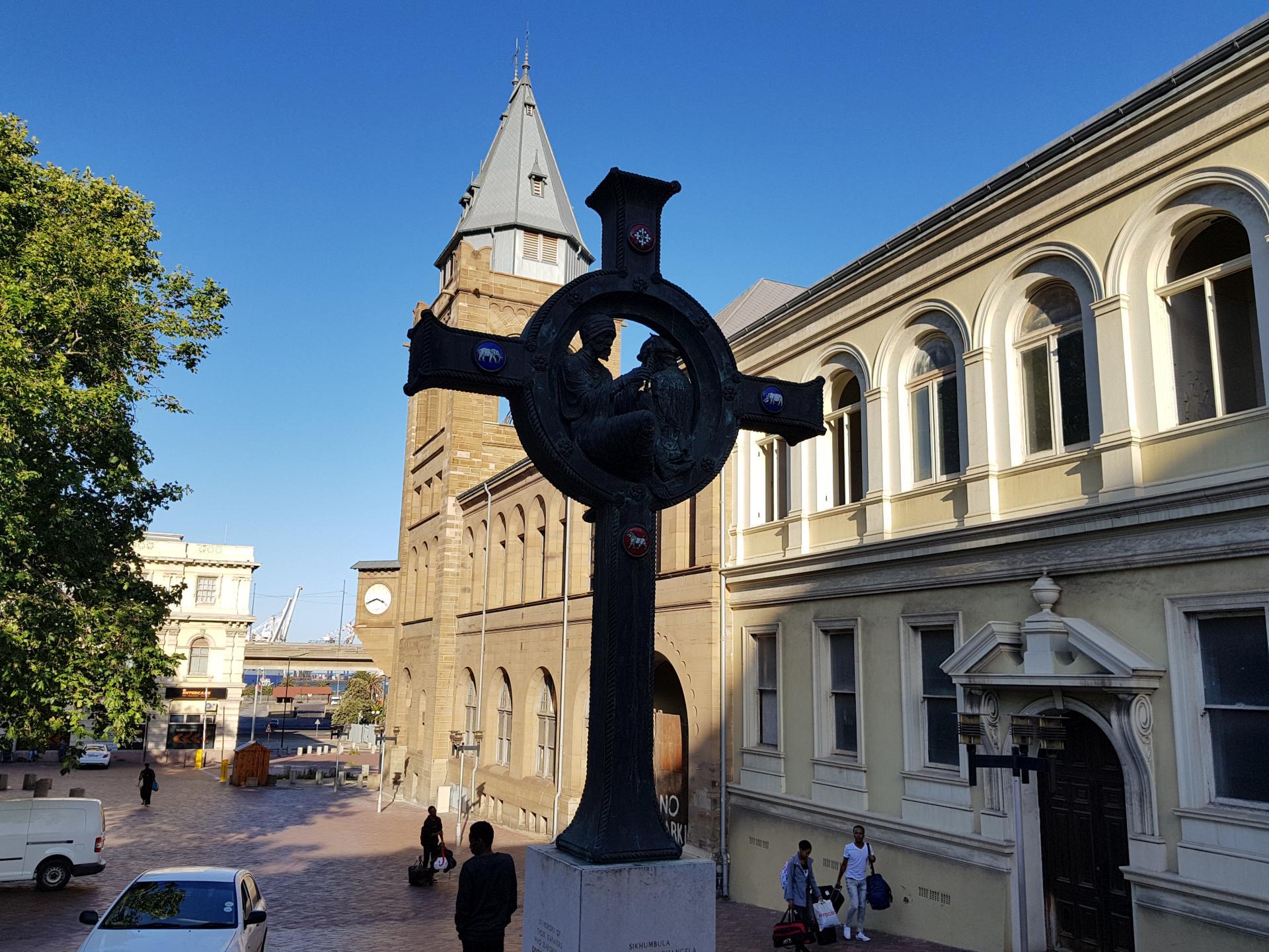 Коптский крест, Порт-Элизабет