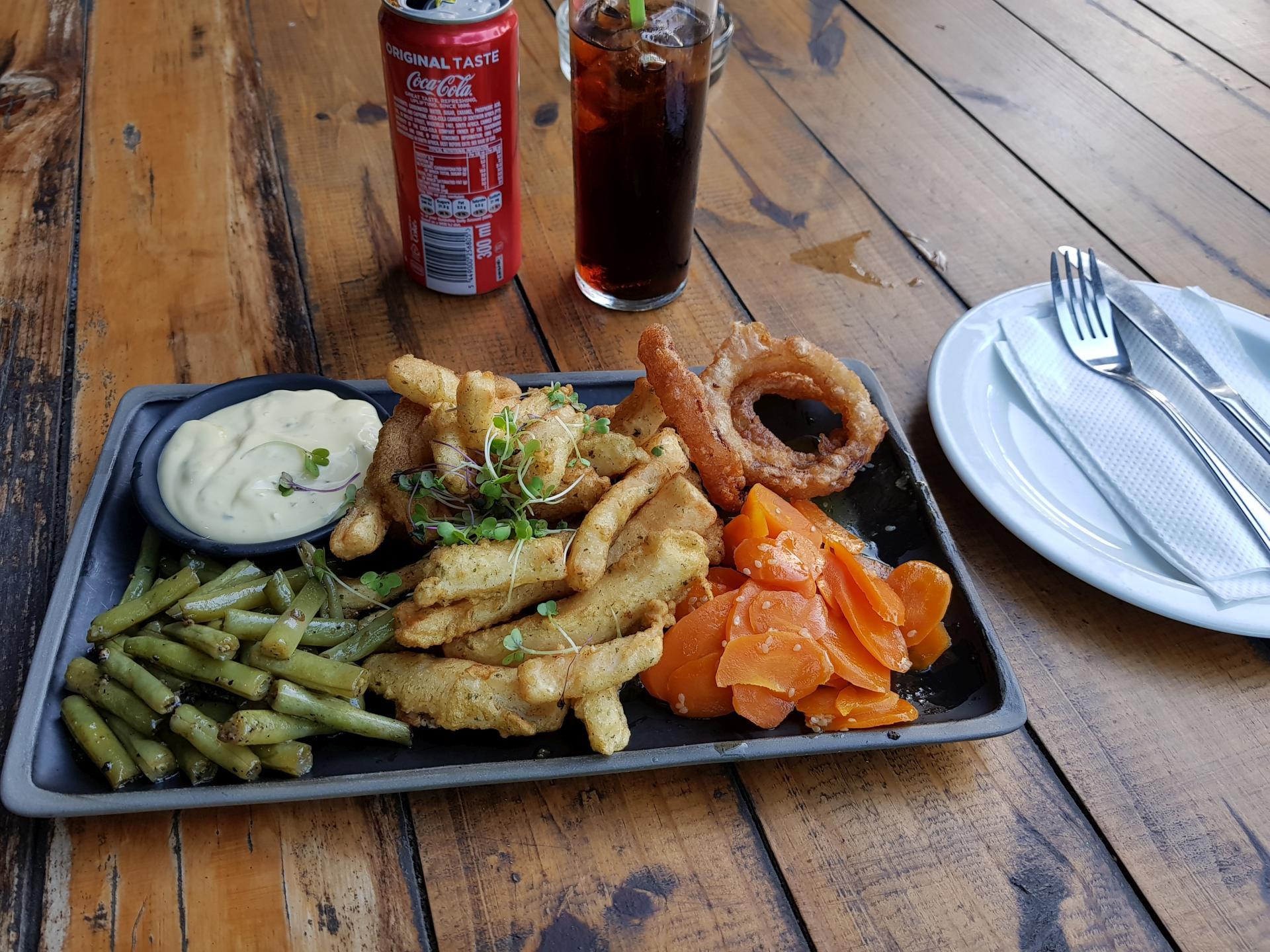 seafood в Порт-Элизабет