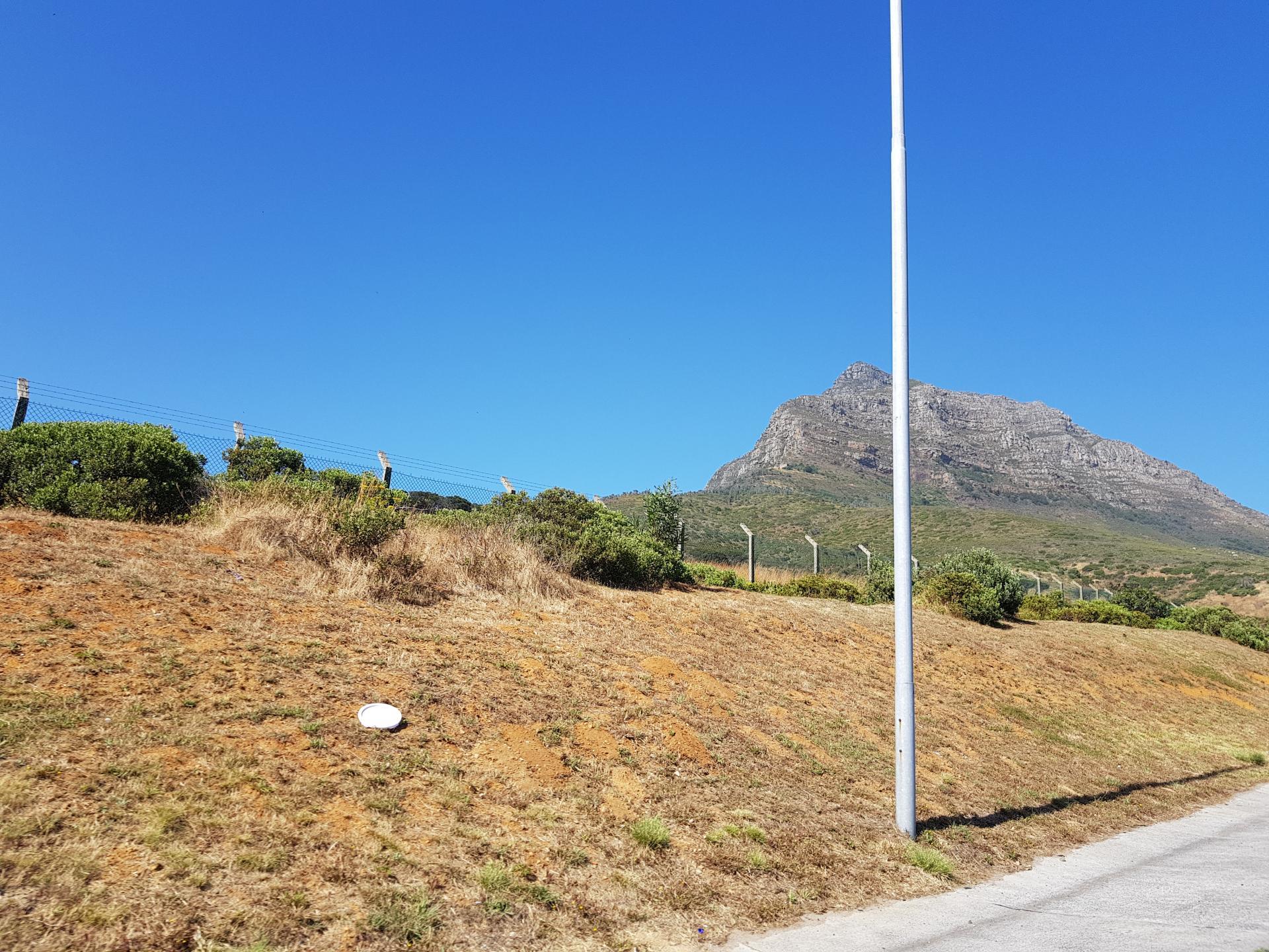 гора около Кейптауна