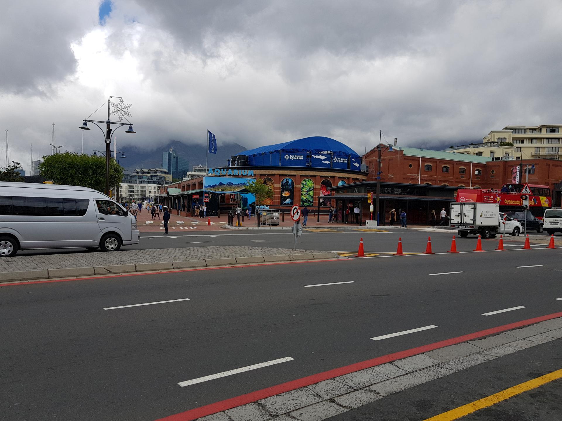 океанариум Кейптаун