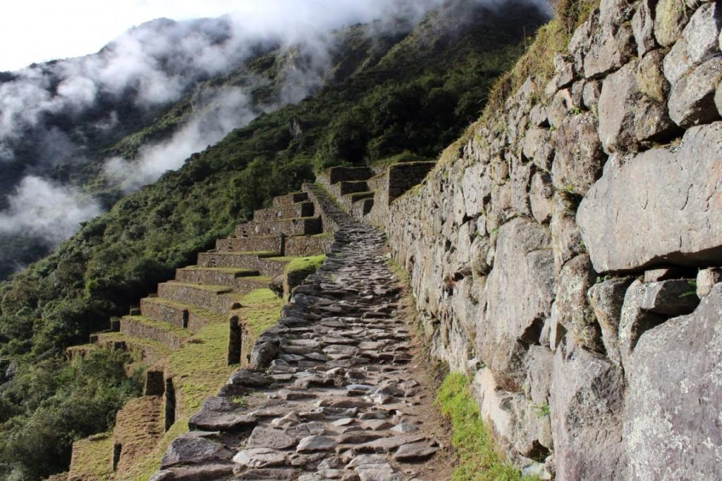 Тропа к Мачу-Пикчу