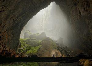 вход в пещеру Шондонг