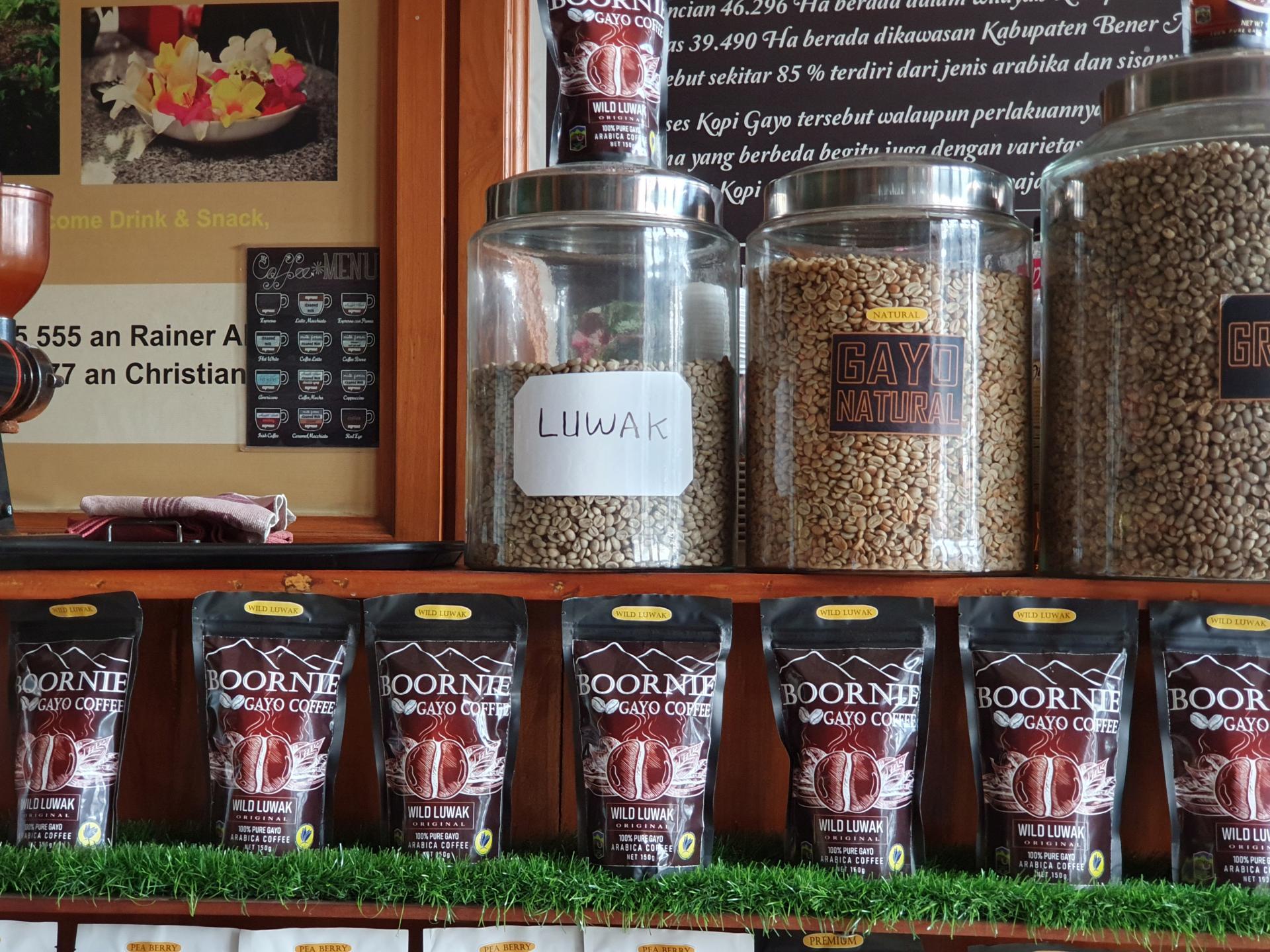 кофе лювак в продаже
