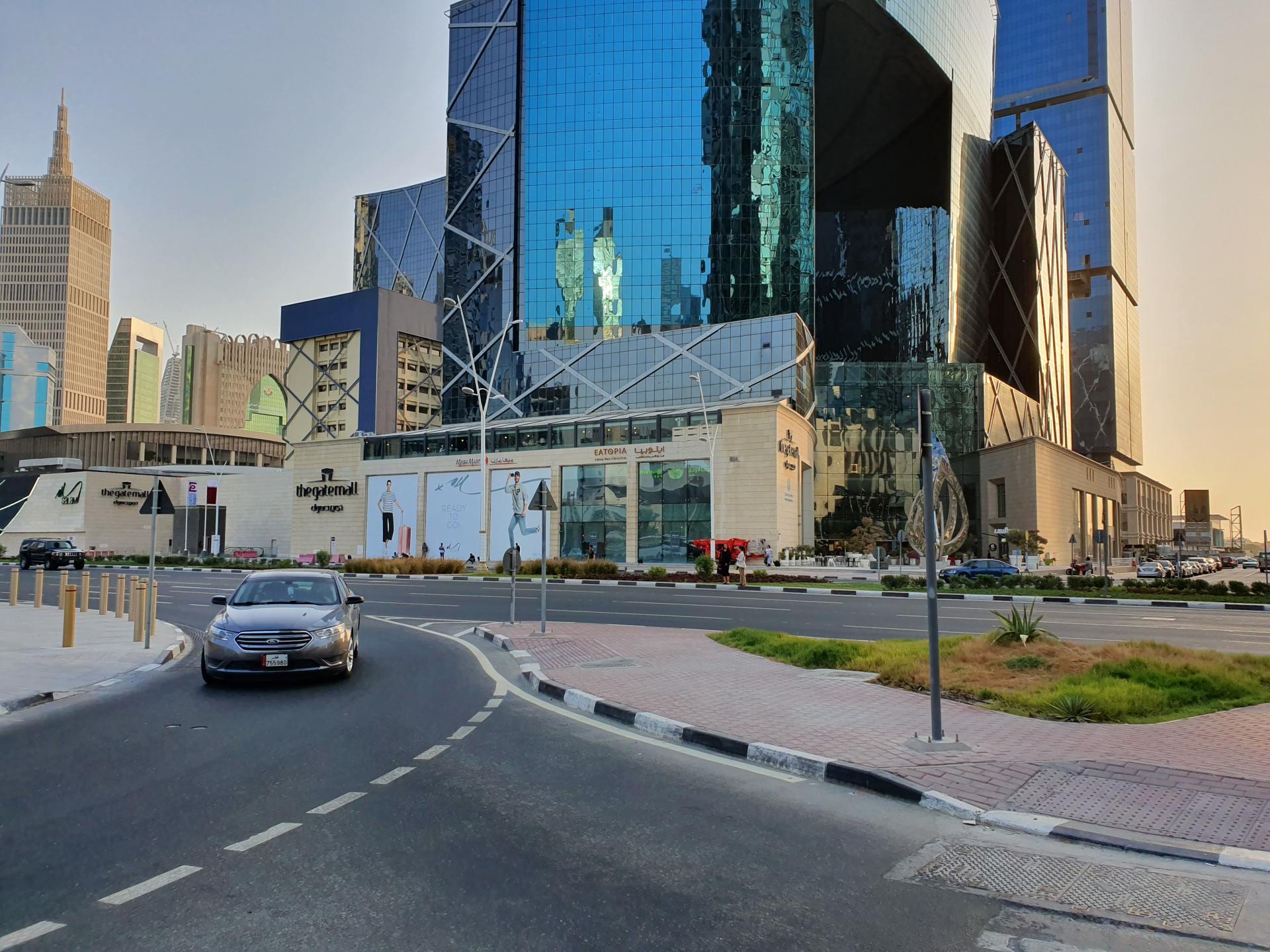 улицы Дохи, Катар