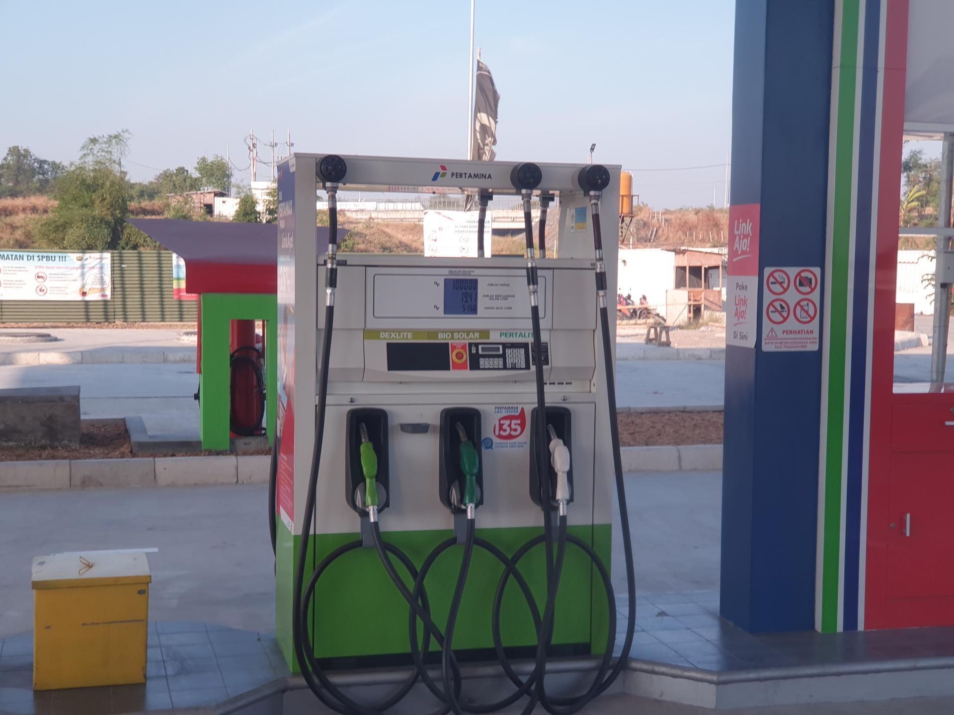 стоимость бензина в Индонезии