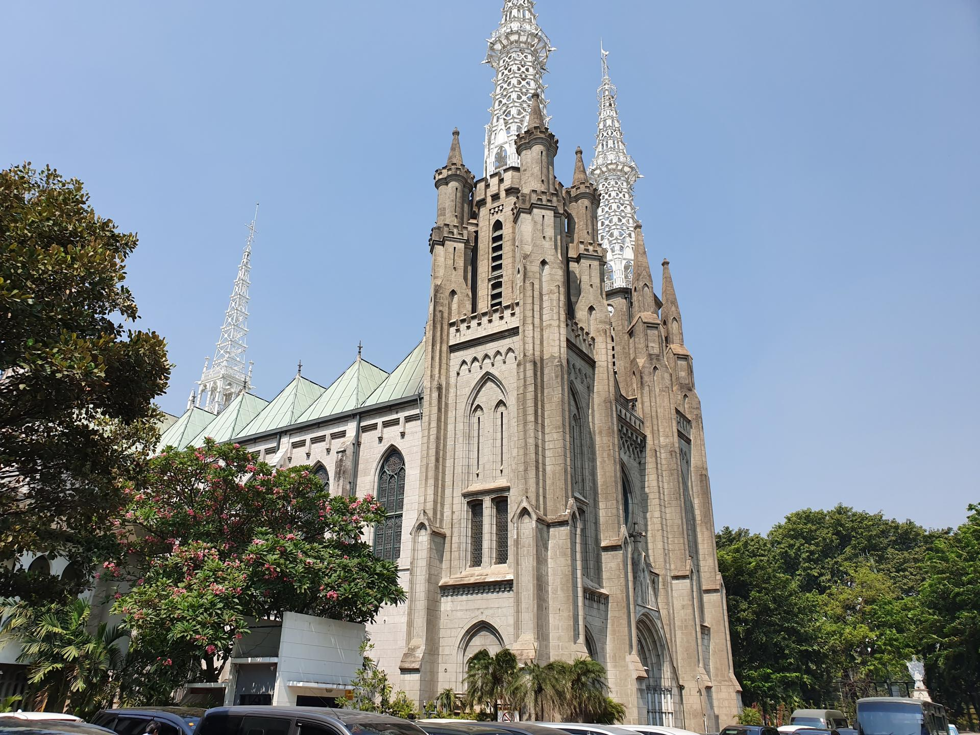 Кафедральный собор Джакарты