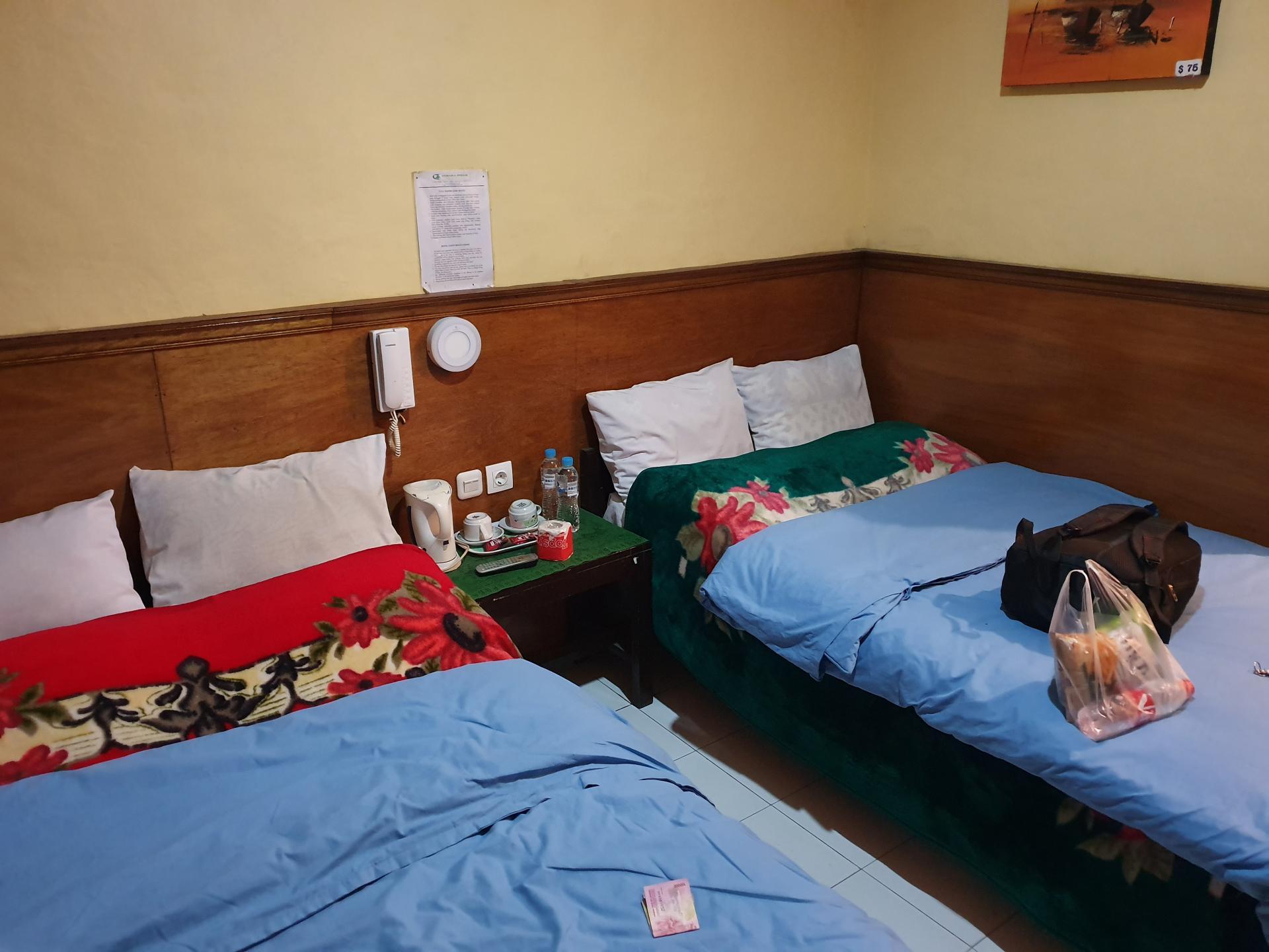 номер в отеле в Чеморо-Лаванг