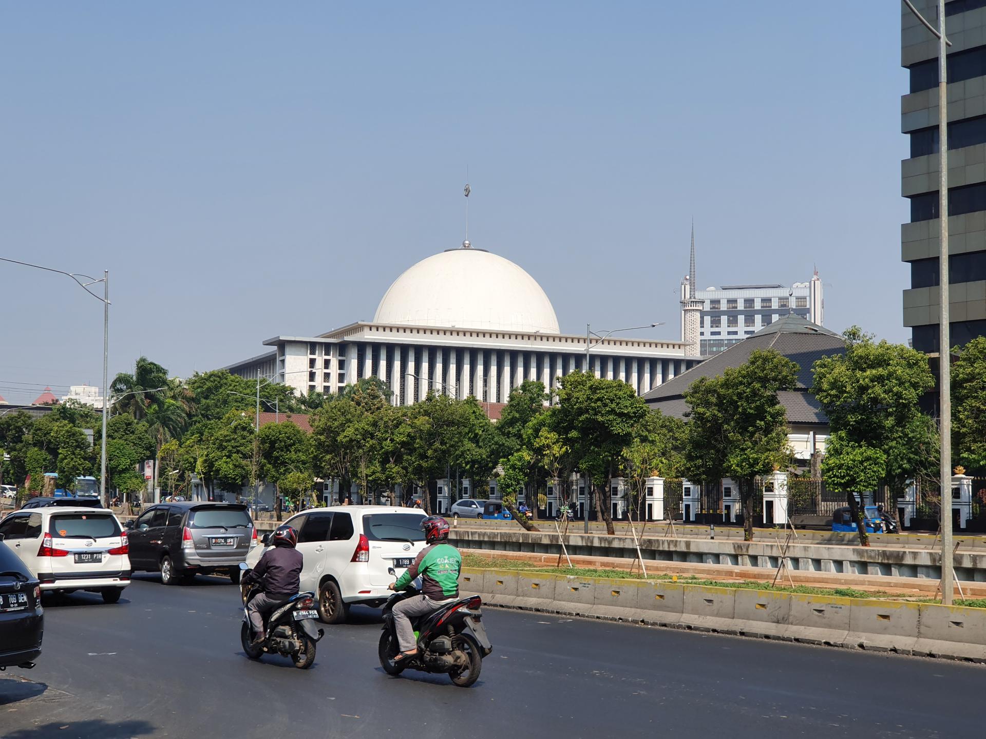 мечеть Истикляль, Джакарта