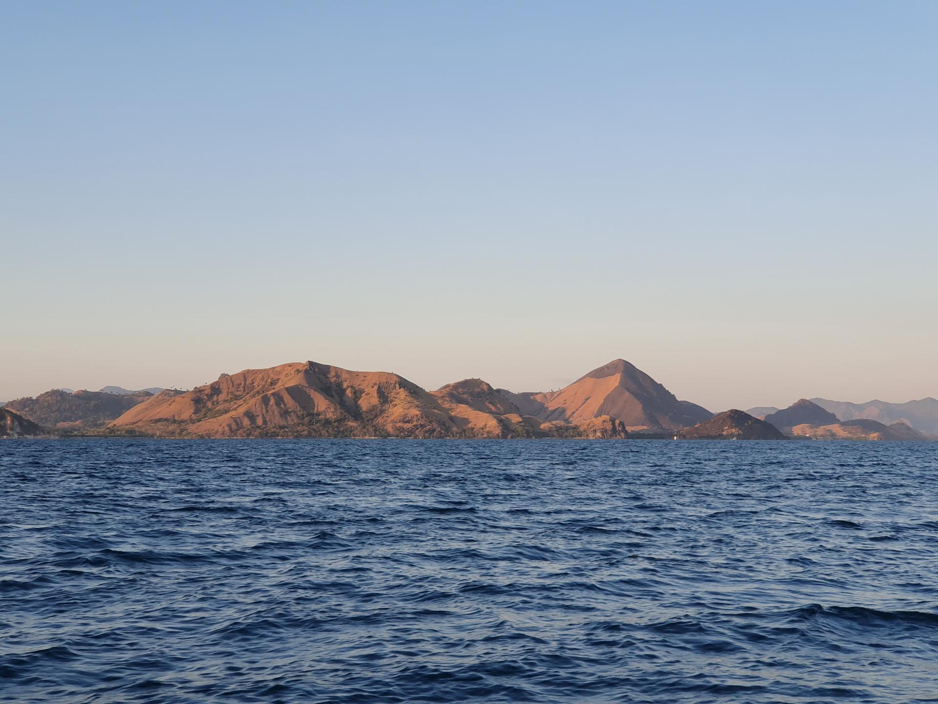 острова в Индонезии