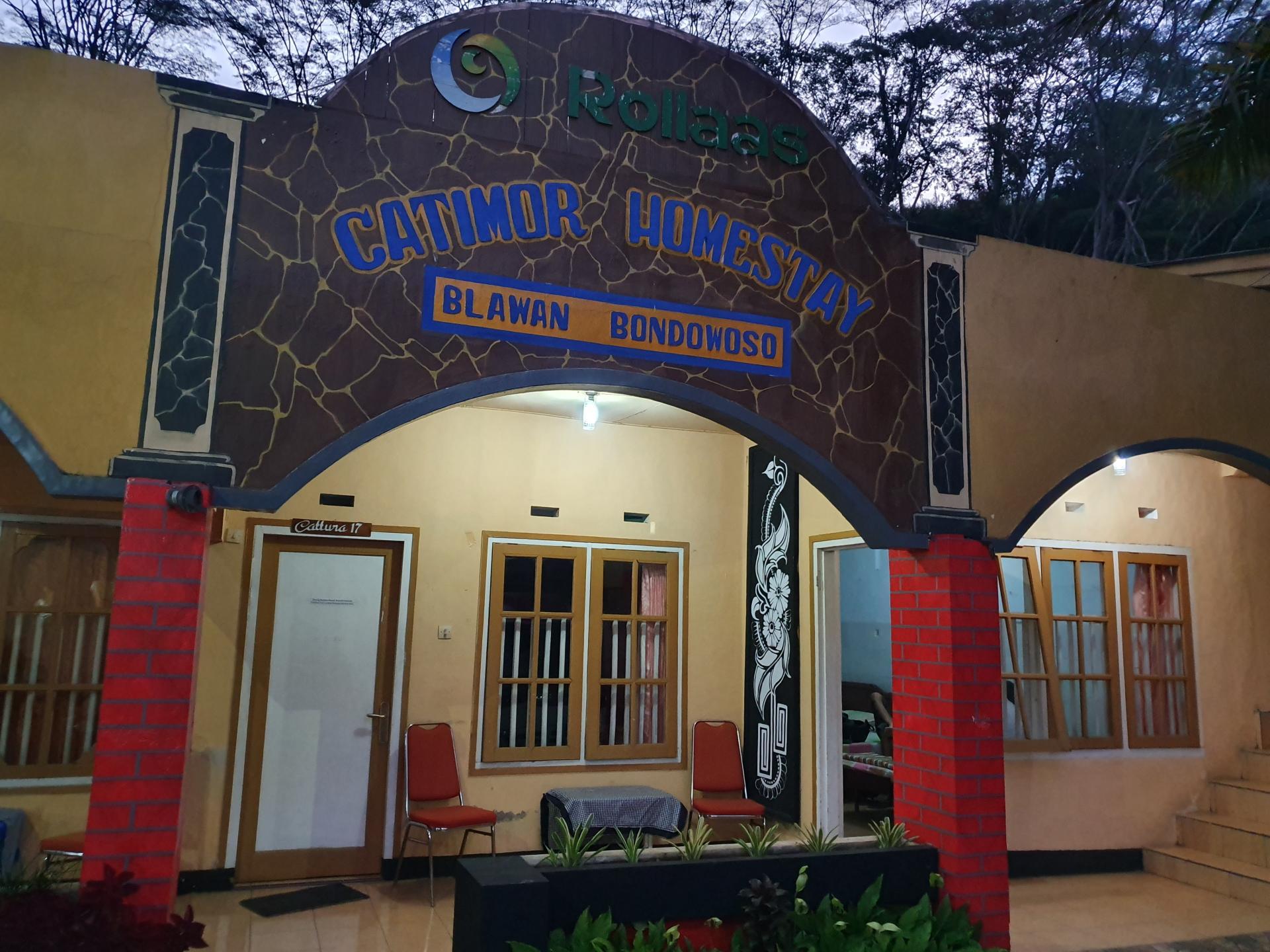 отель Catimor Homestay Бондовосо
