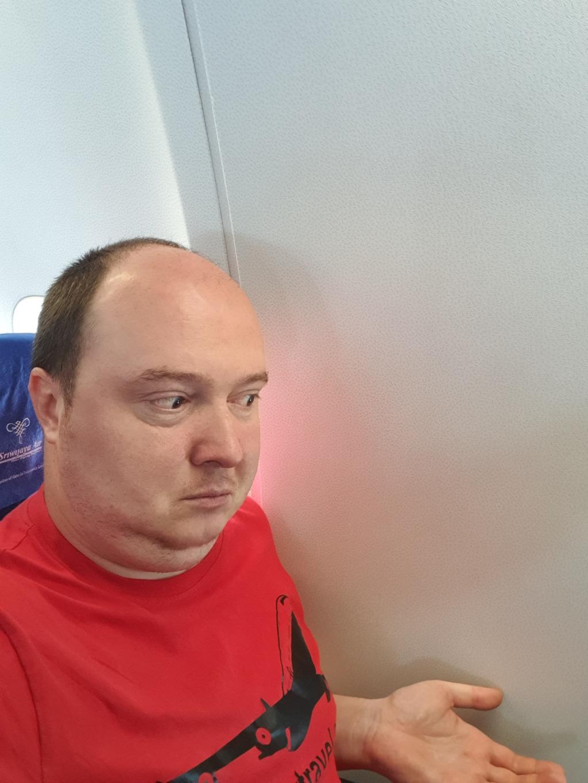 место без окна в самолете