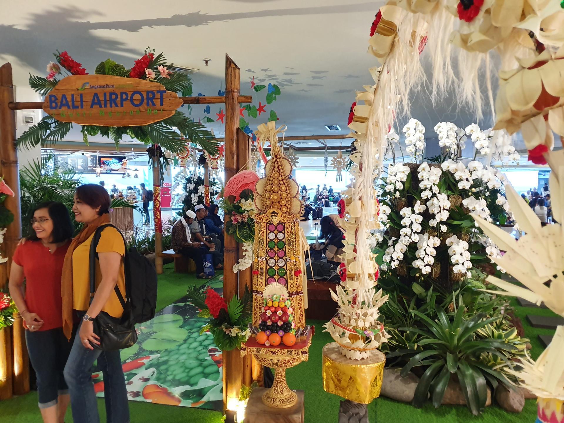 Аэропорт Денпасар, Бали