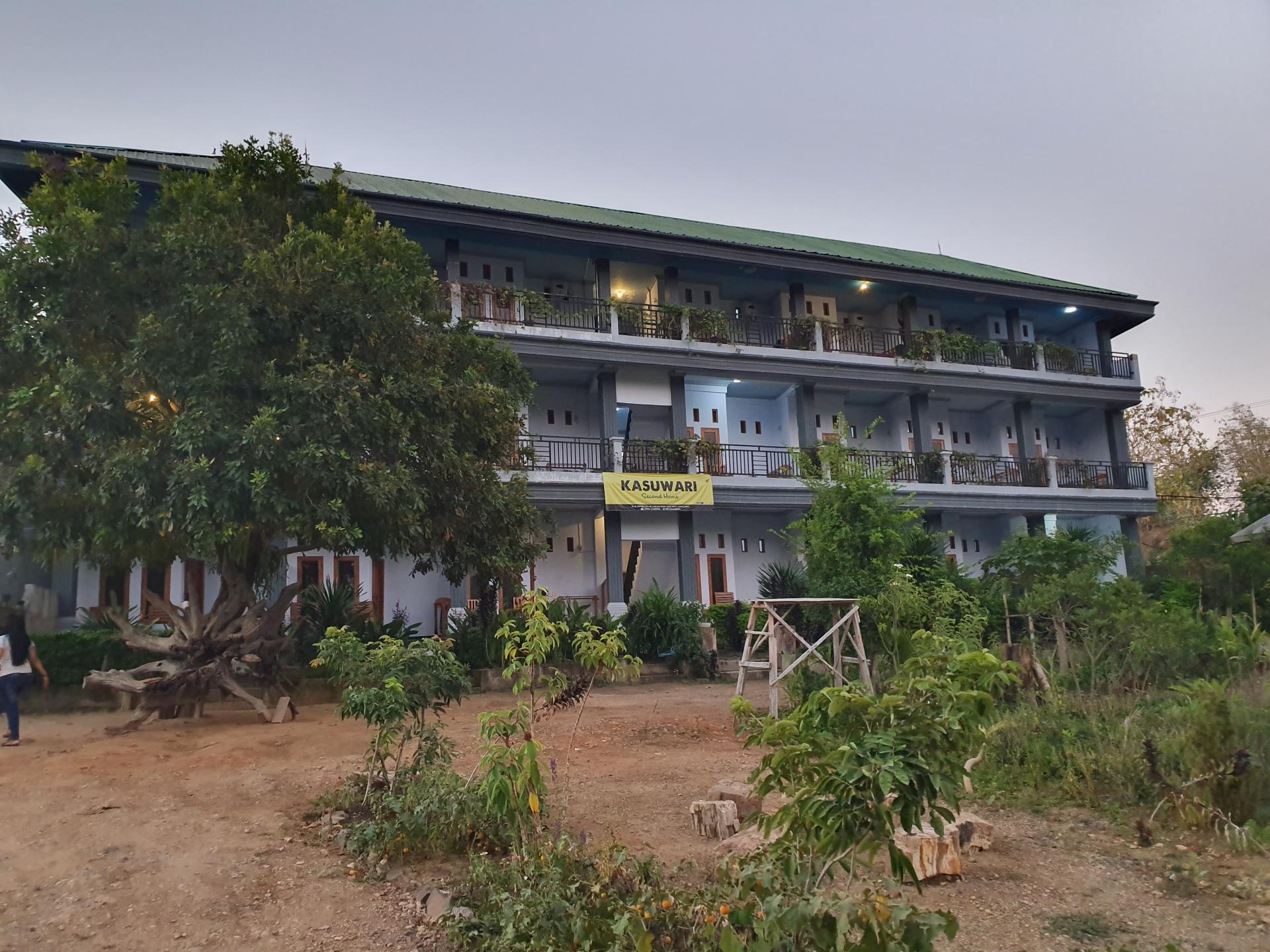 Отель Kasuwari, Лабуан-Баджо