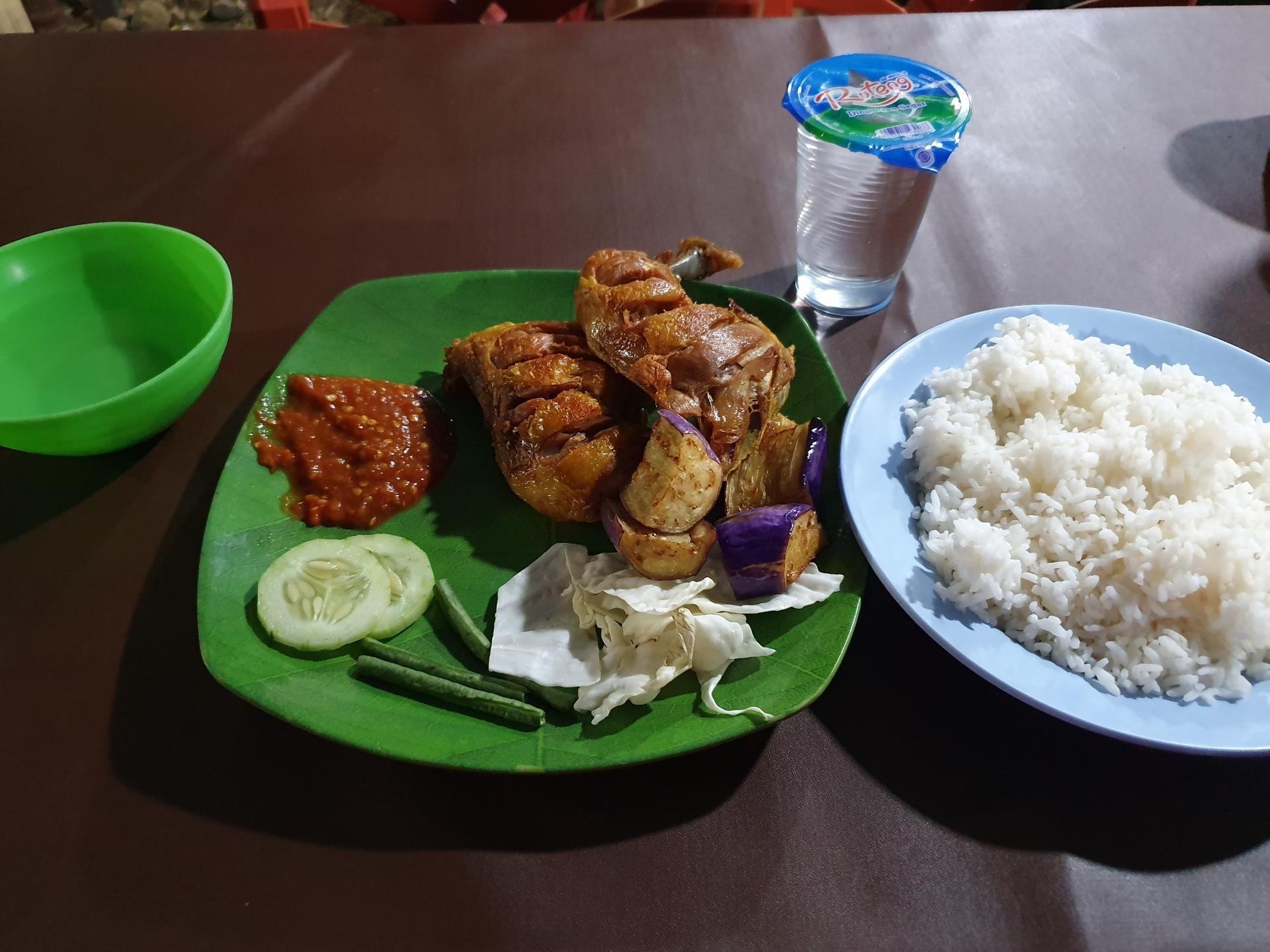 еда в Индонезии