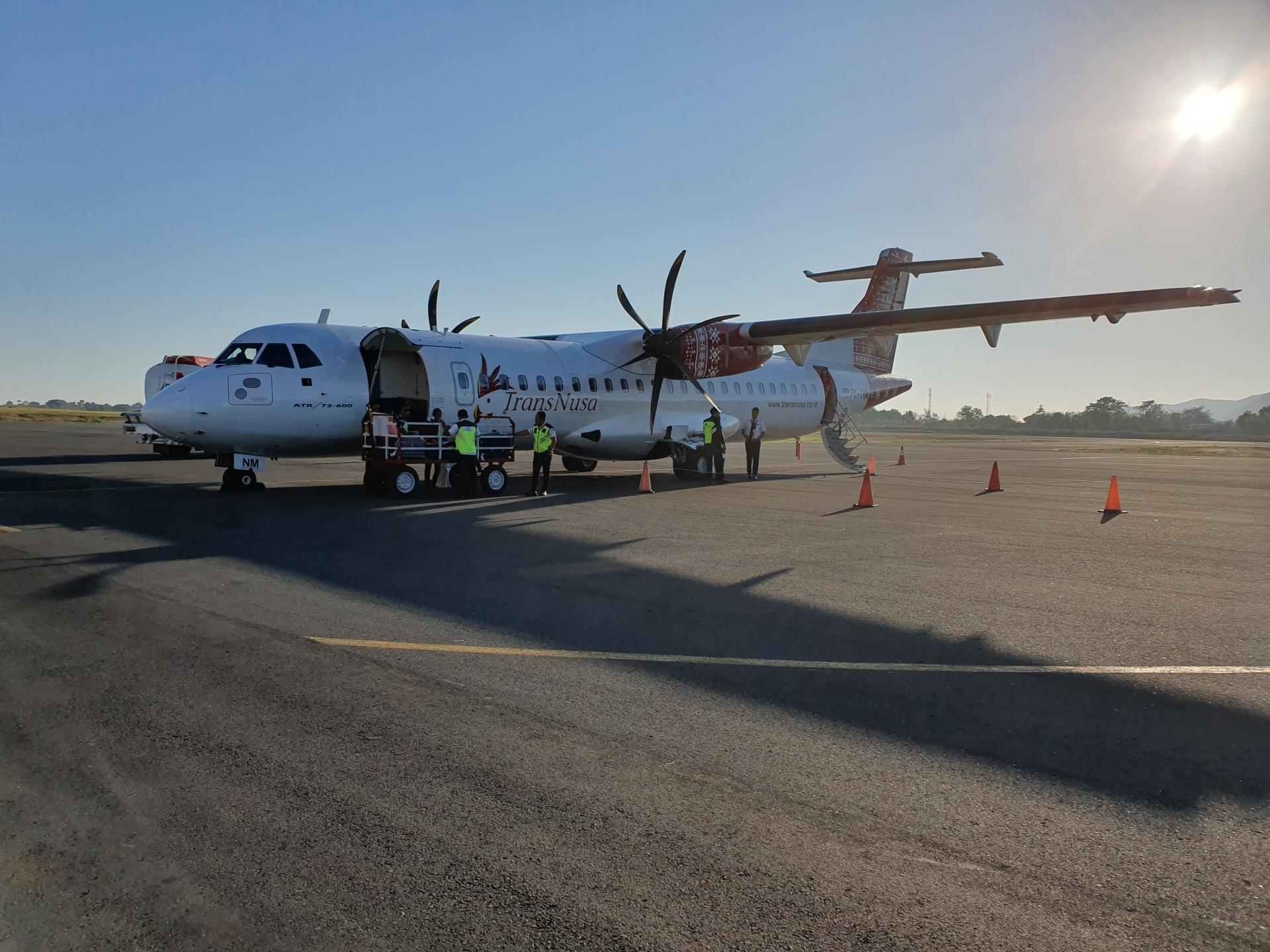 Самолет ATR 72-500
