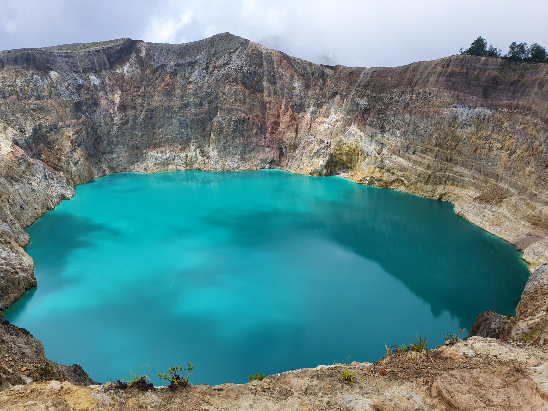 Озеро злодеев и грешников, Келимуту