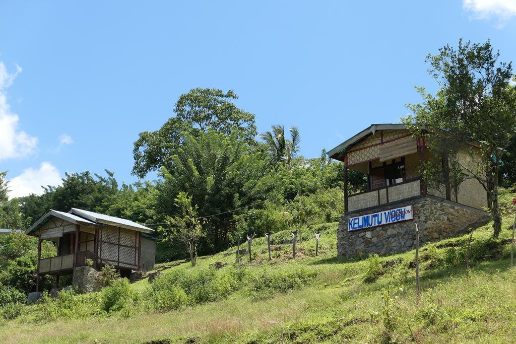 гостевой домик в деревне Мони, Индонезия