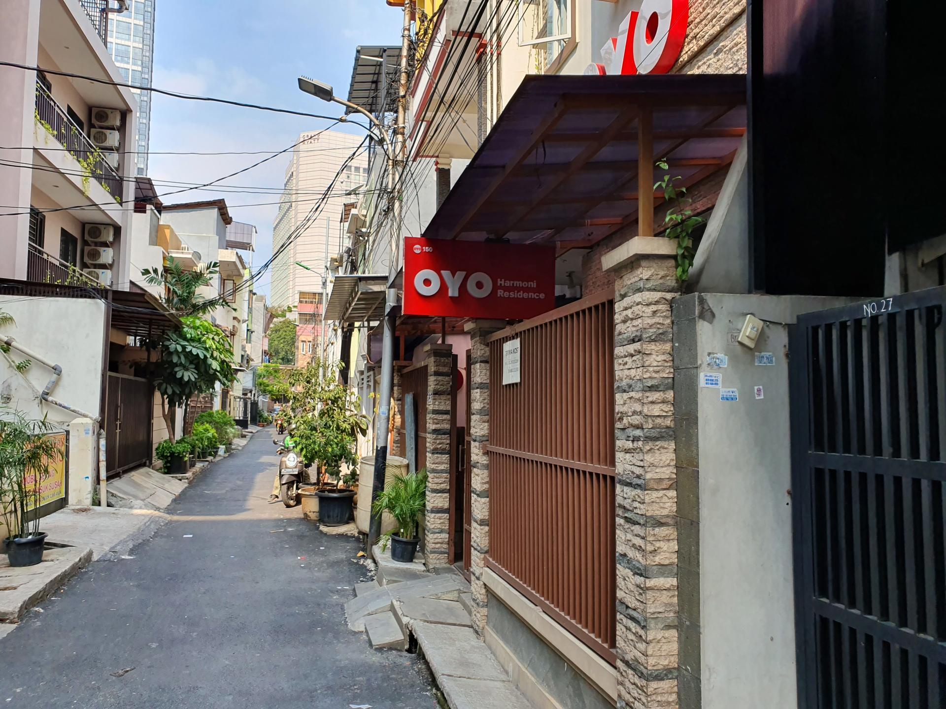 отель OYO в Джакарте