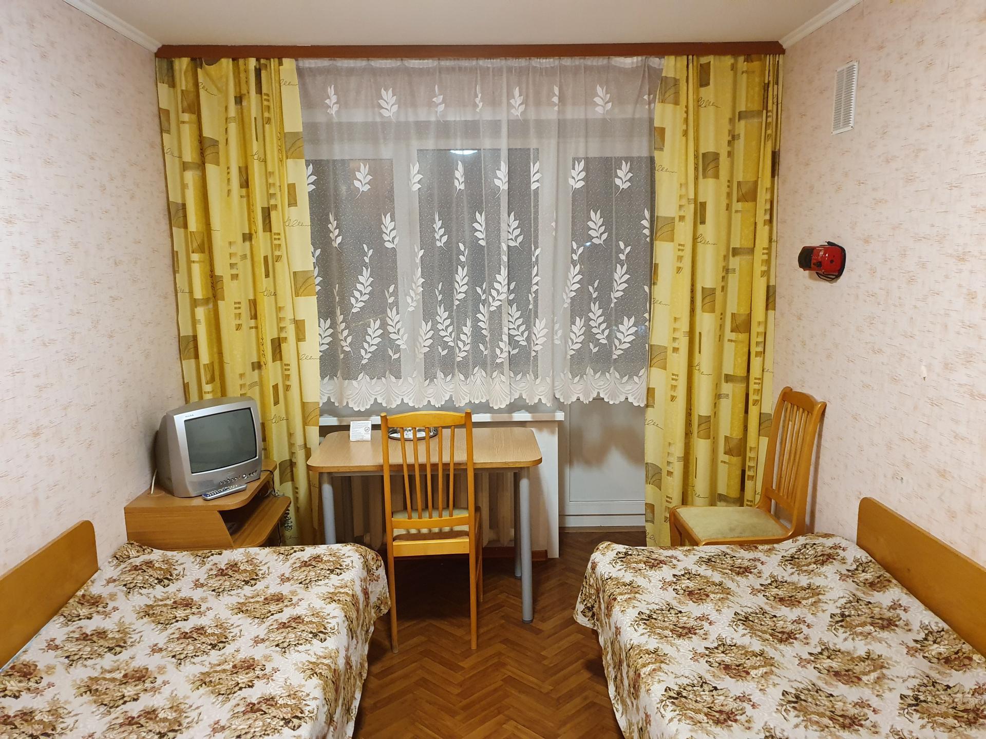номер в гостинице Спутник, Киров