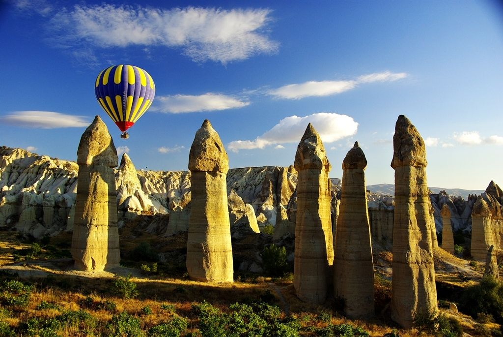 Долина Любви, Каппадокия