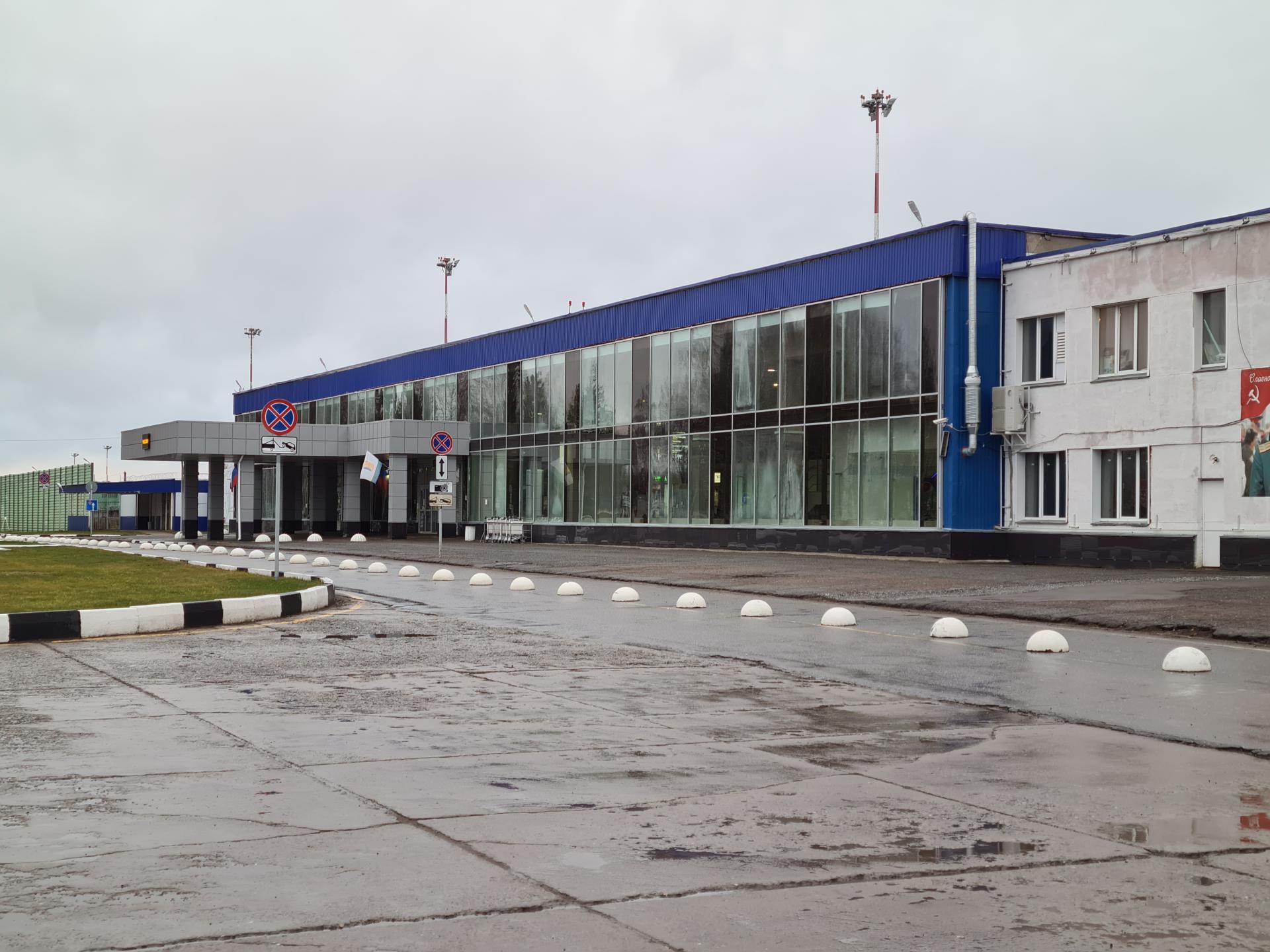 аэропорт Победилово