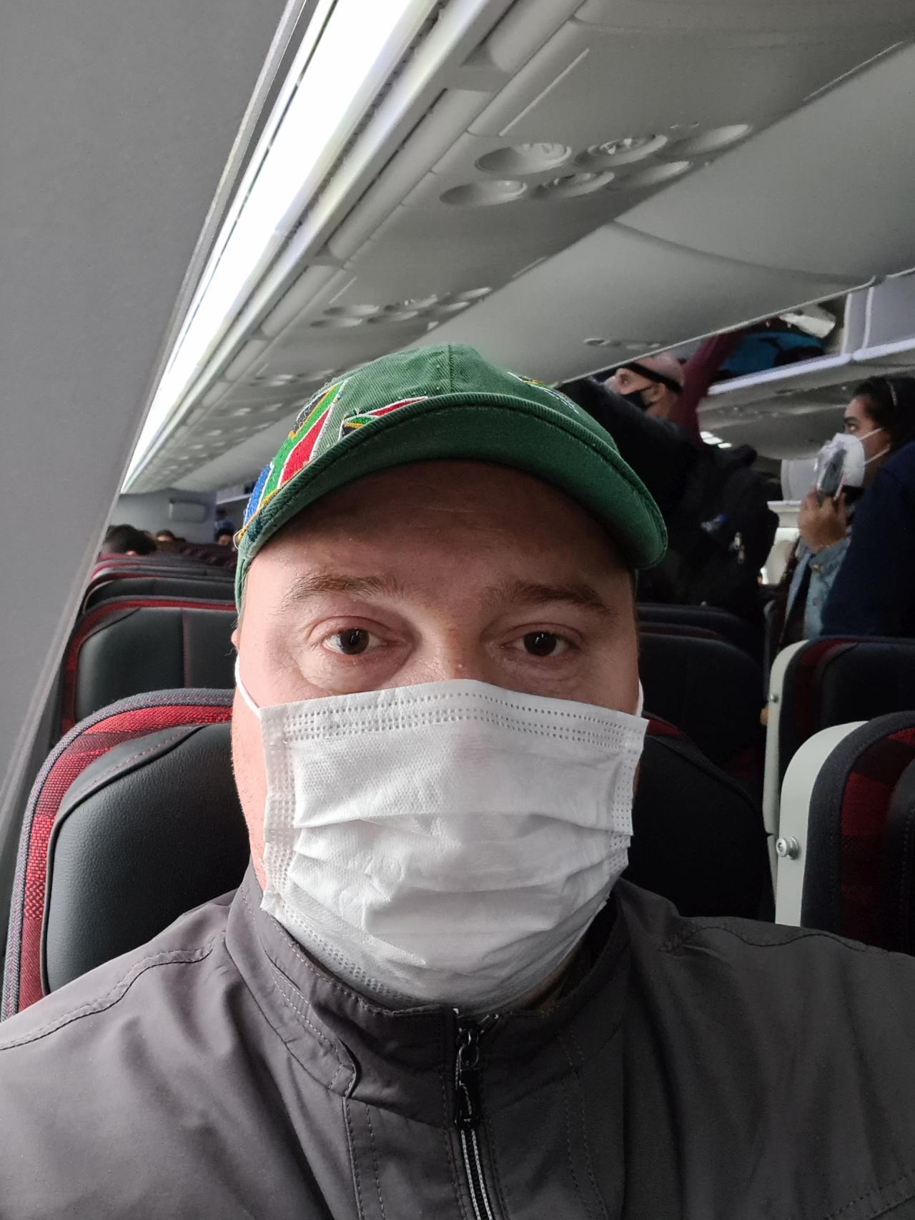 Вятский Лапоть в маске