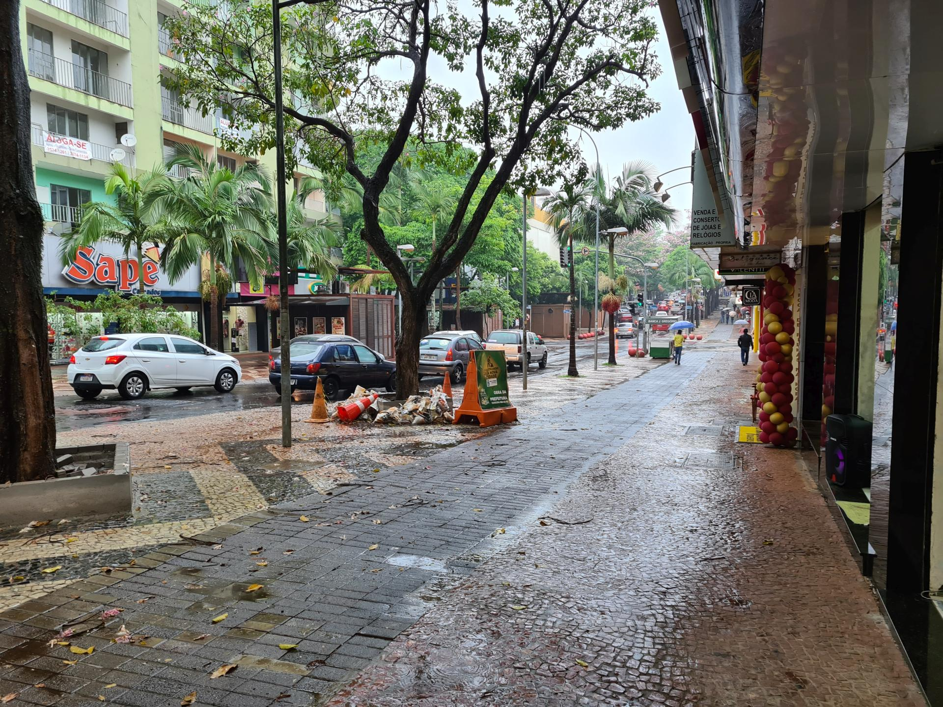 улицы города Фоз-ду-Игуасу