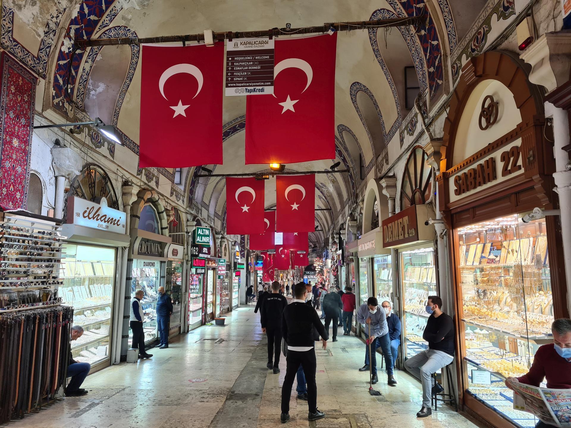 Гранд-Базар, Стамбул