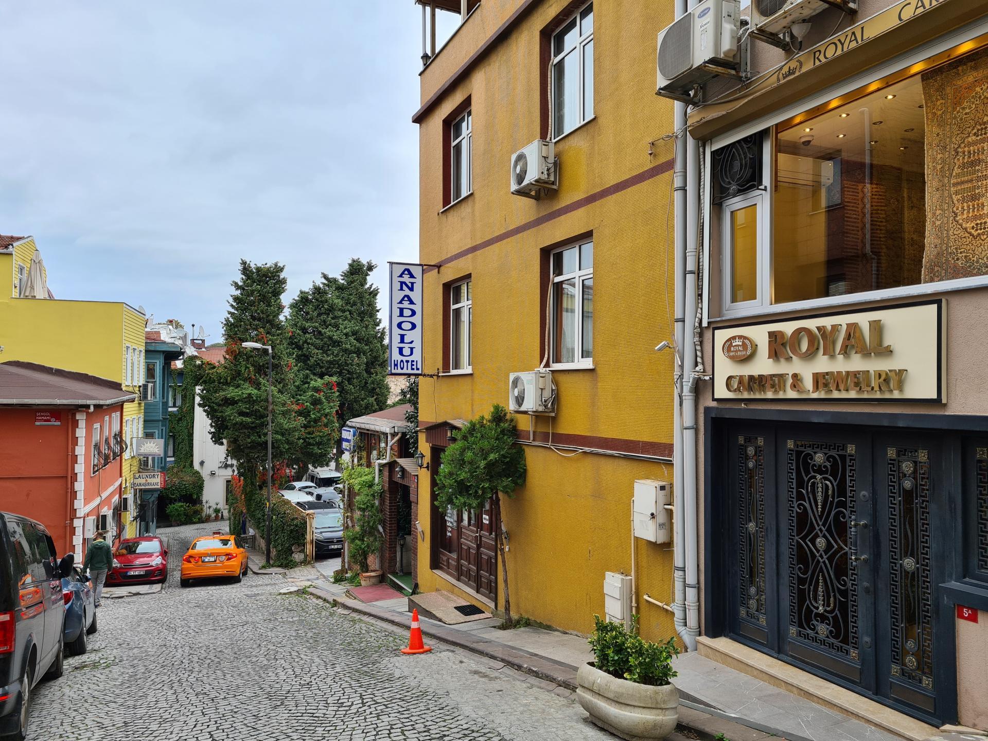 Anadolu Hotel, Стамбул
