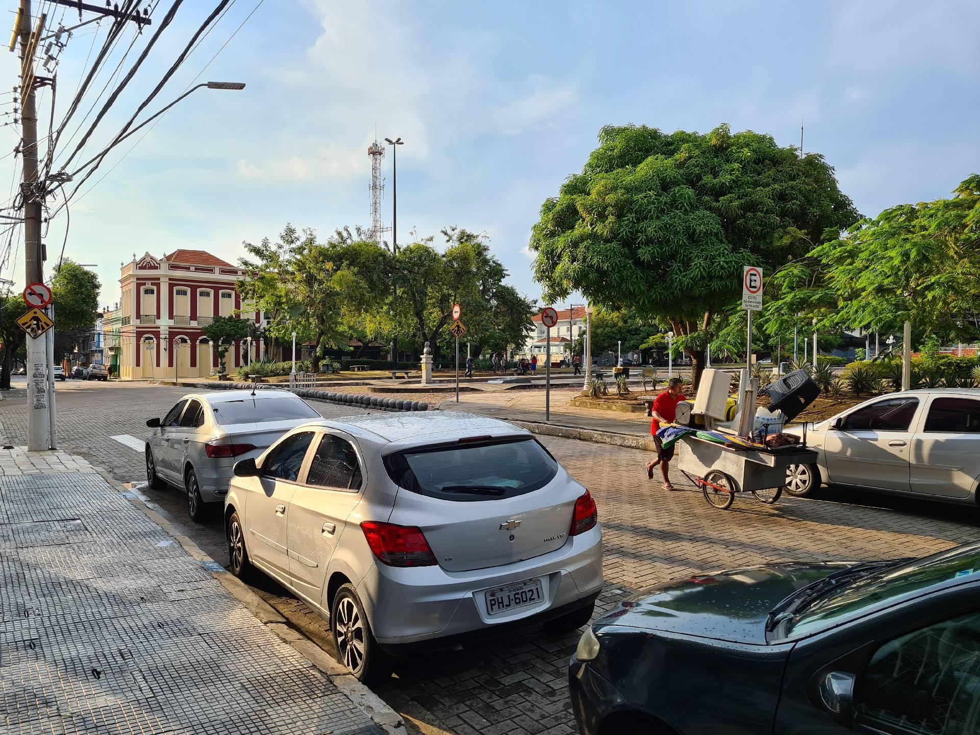 улицы Манауса