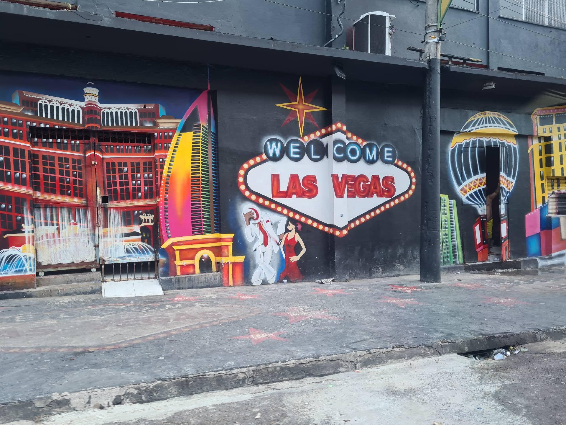 граффити в Манаусе