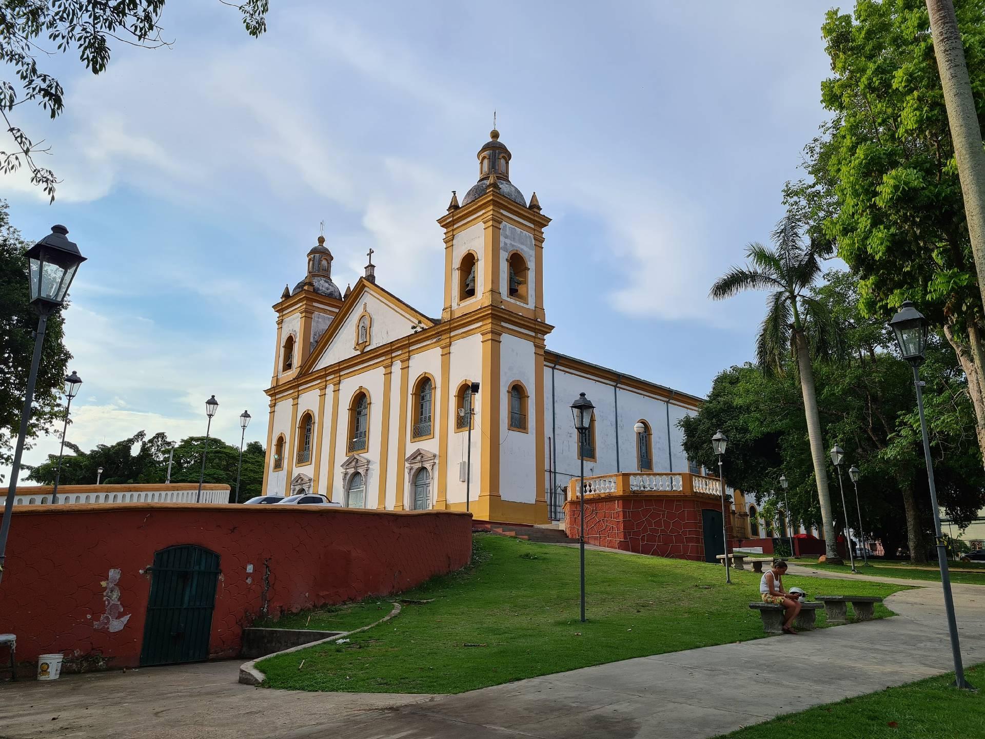 Церковь Matriz Manaus