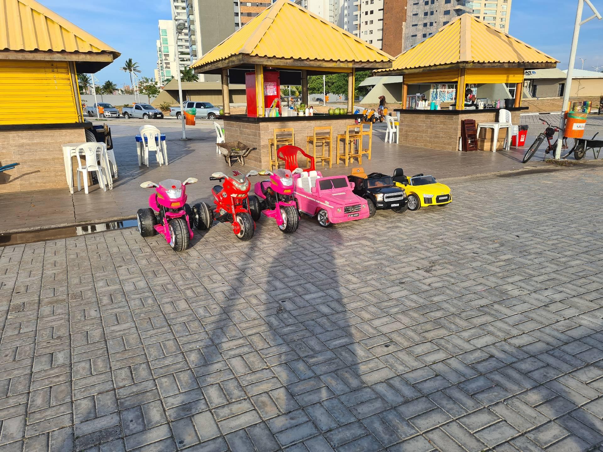 игрушечные машинки с мотором в Бразилии