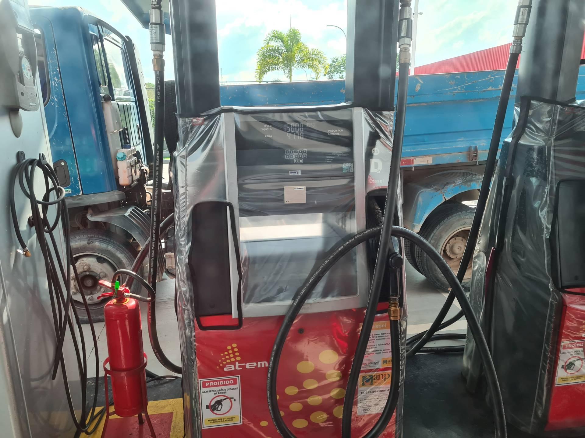 АЗС в Бразилии и цена бензина