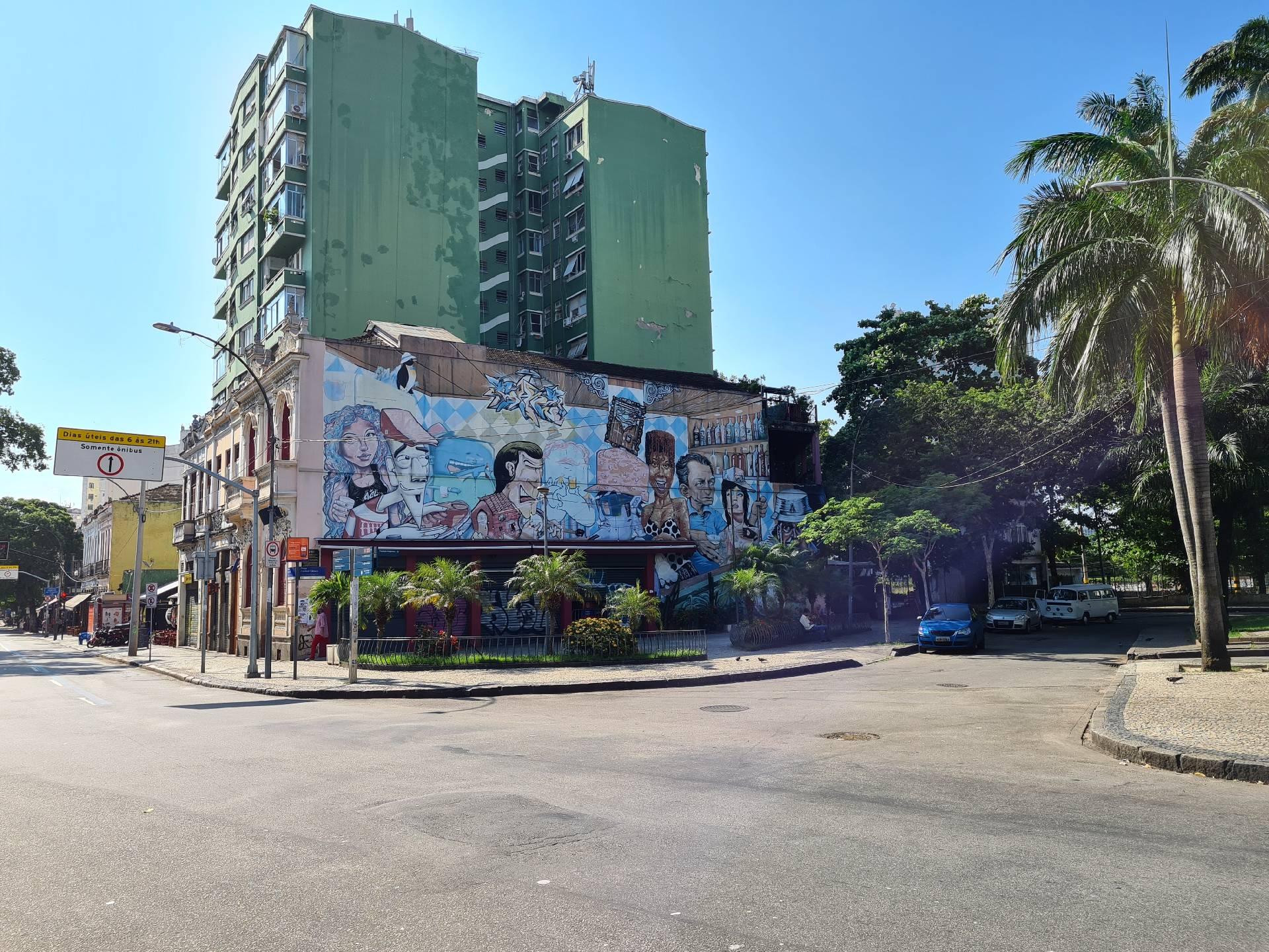 улица Рио-де-Жанейро