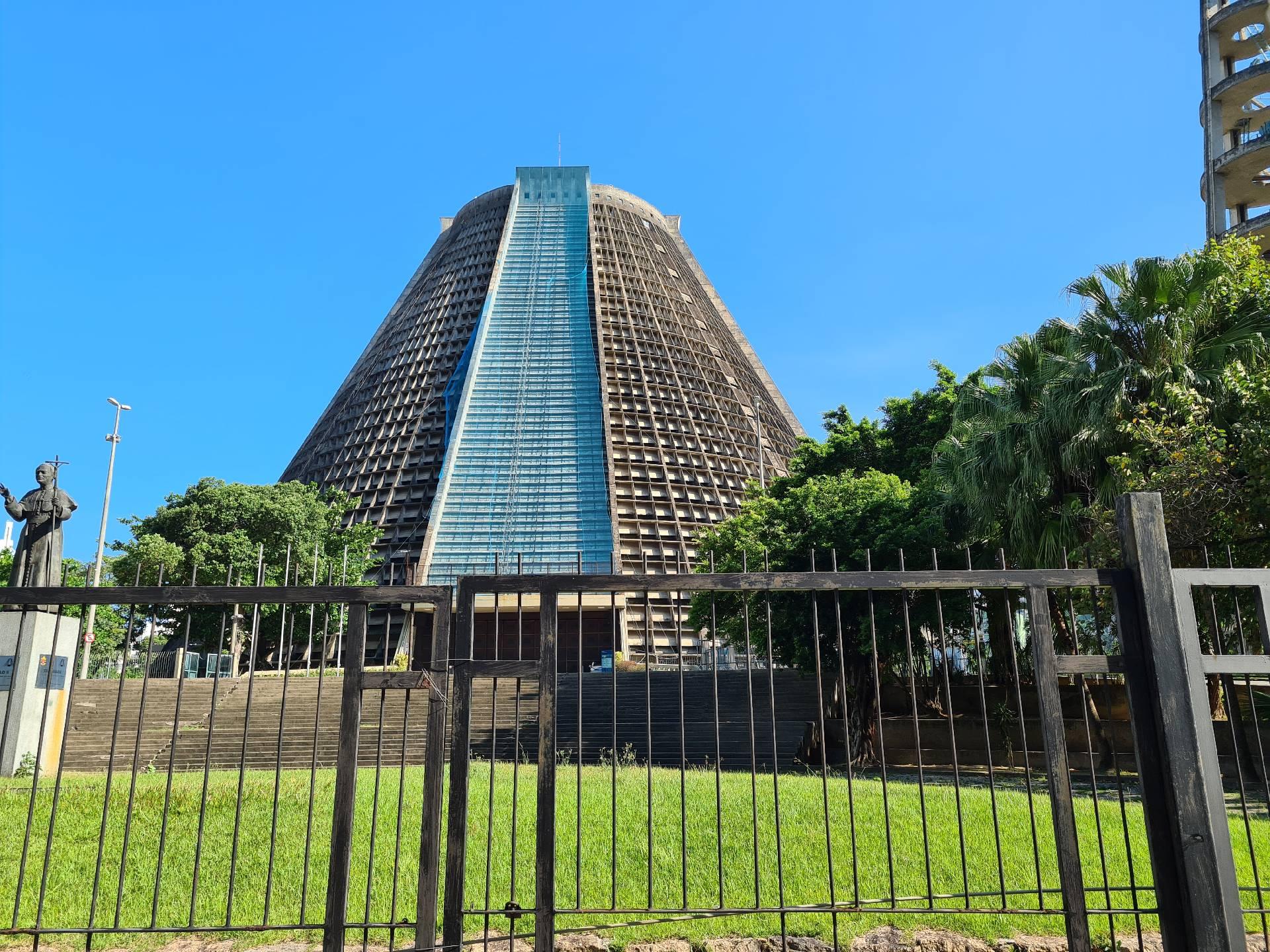 Собор святого Себастьяна в Рио-де-Жанейро