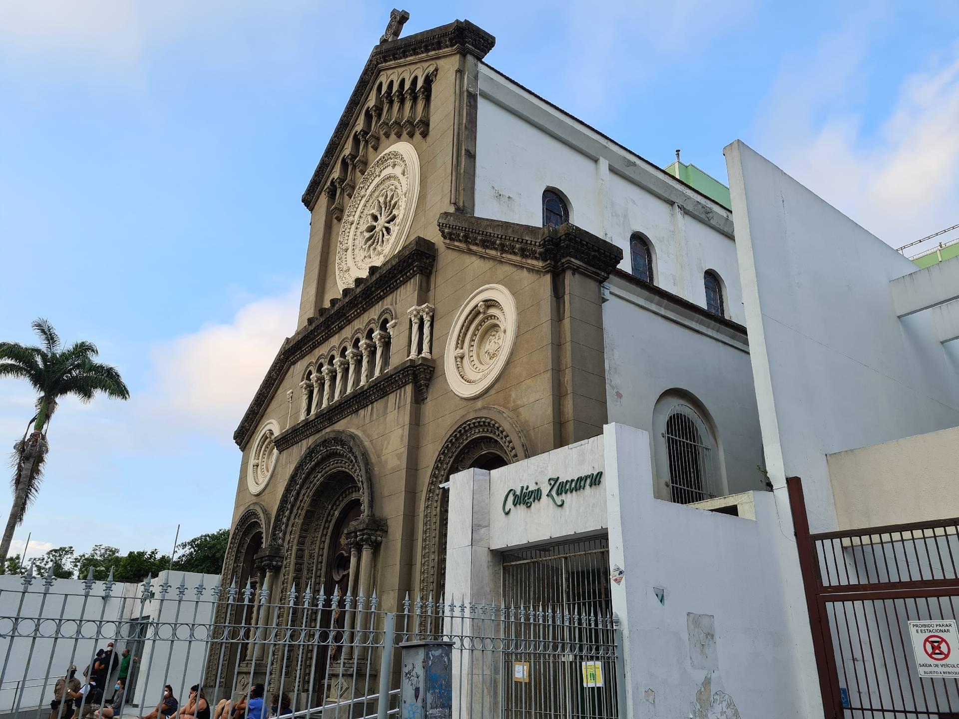 католическая церковь в Рио