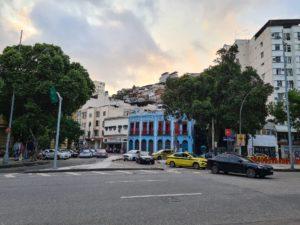 улицы Рио-де-Жанейро