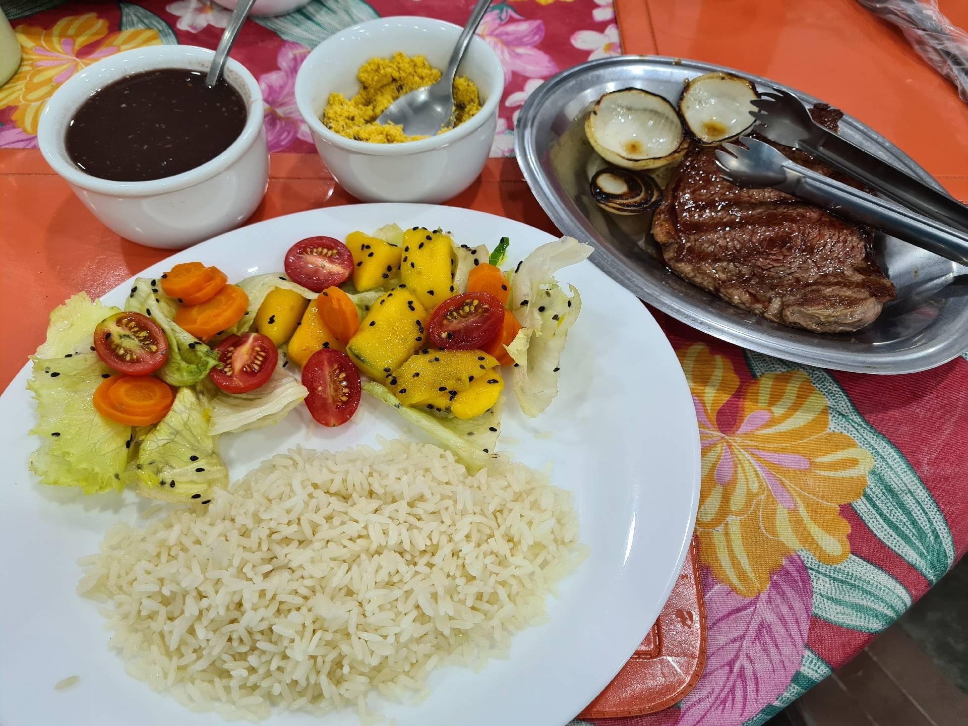 еда в Бразилии