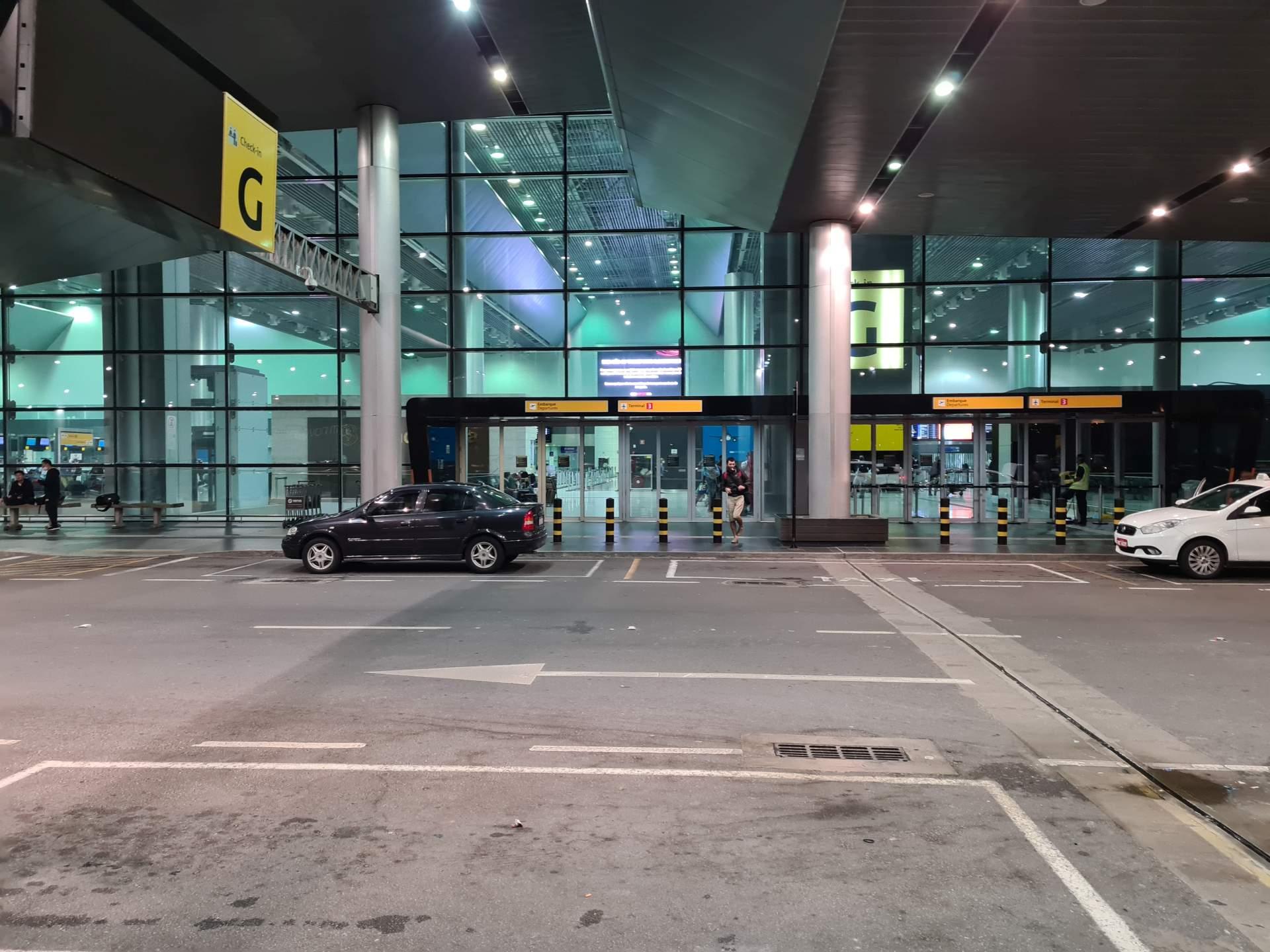 аэропорт Сан-Паулу