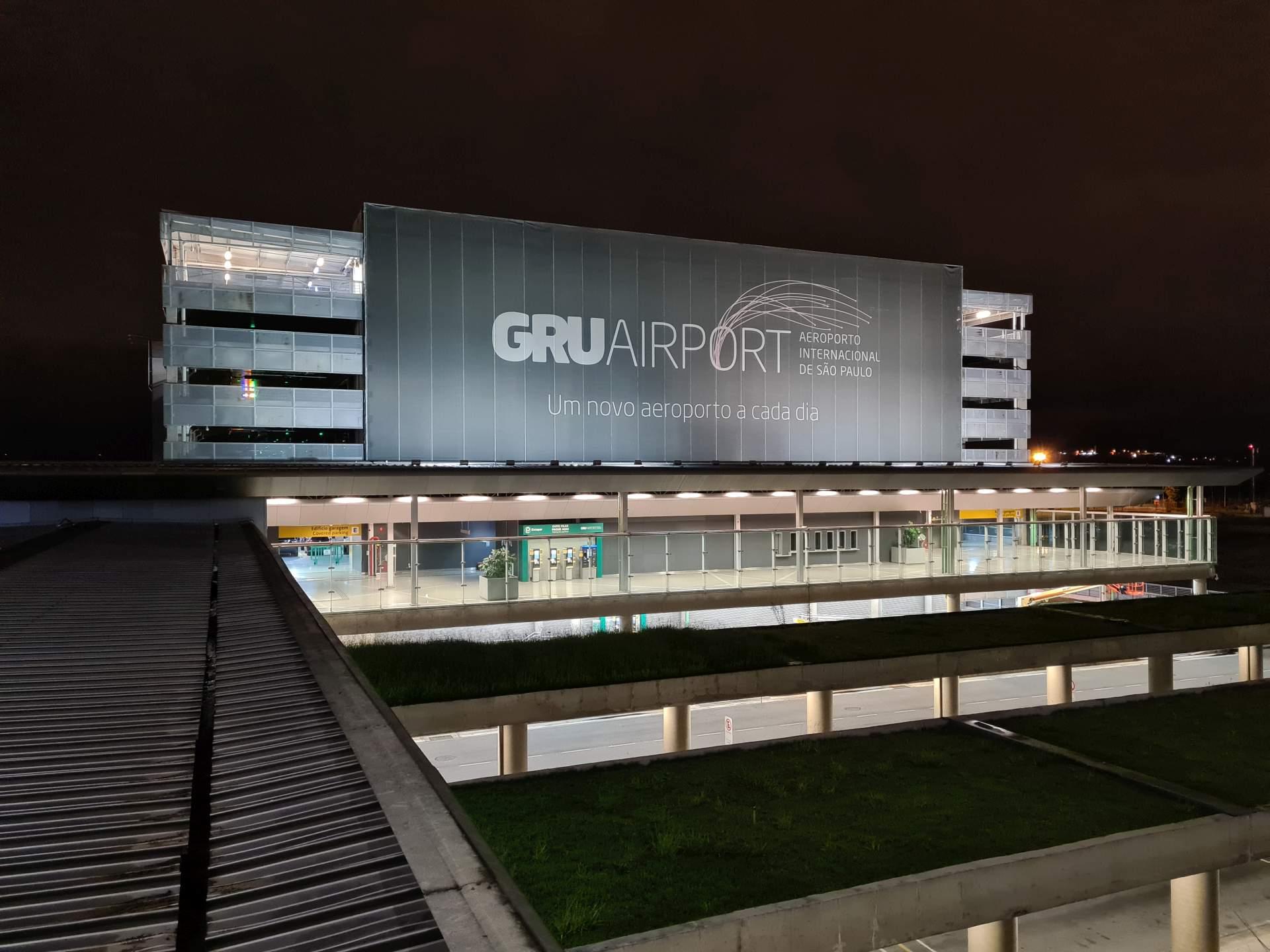 аэропорт Гуарульос