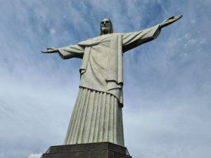 статуя Христа-Искупителя в Рио