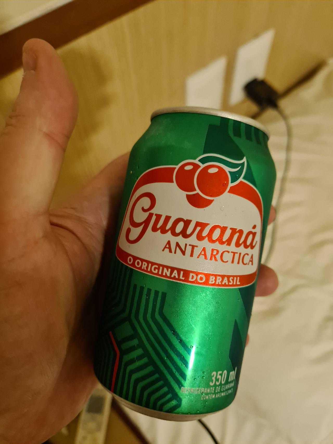 бразильский лимонад Гуарана