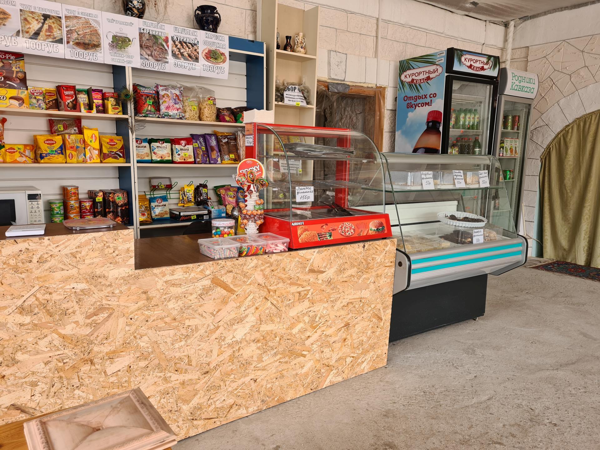 продуктовый магазин в Дагестане
