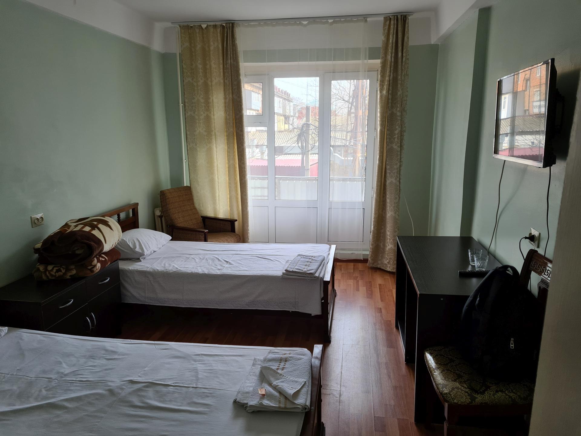 номер в гостинице Каспий
