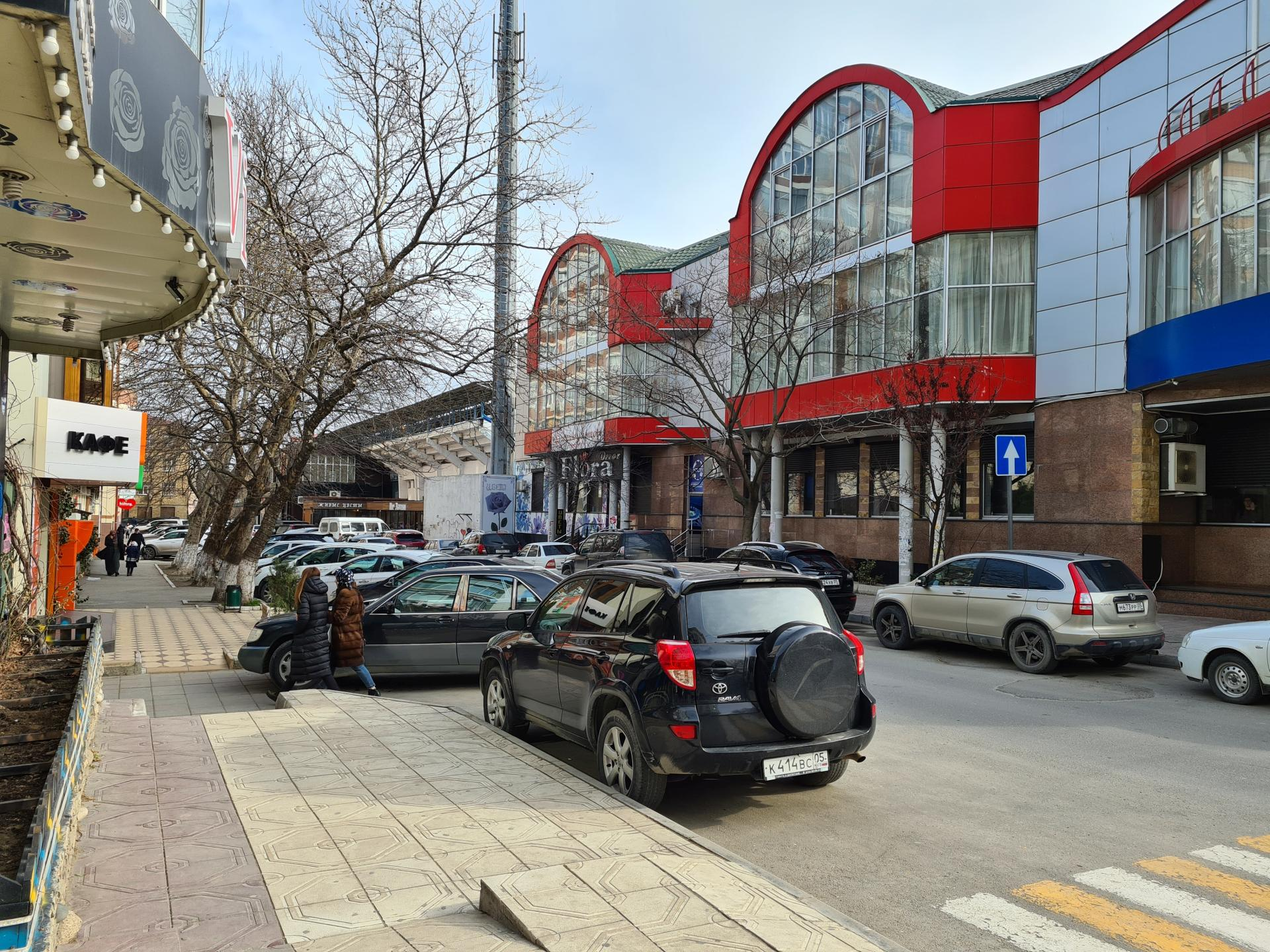 улицы Махачкалы