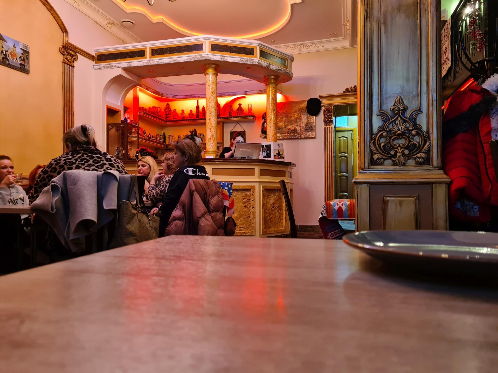 грузинское кафе в Махачкале