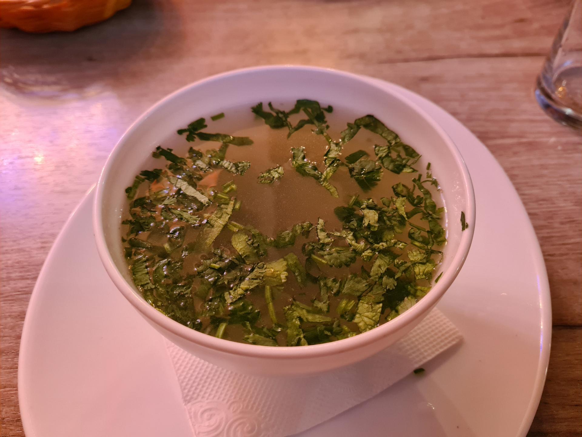 суп Татариахни
