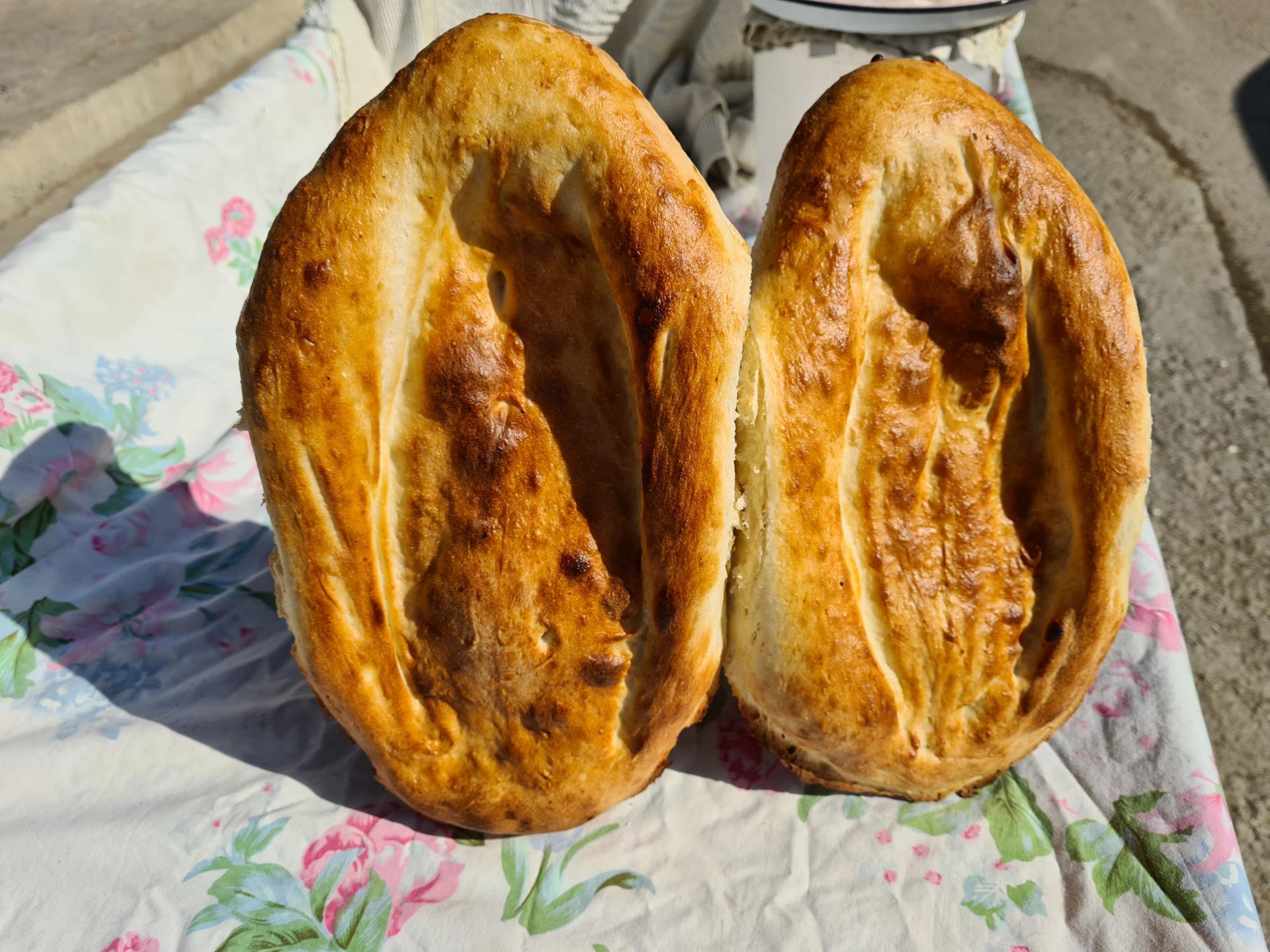 Дагестанские лепешки-тандыр