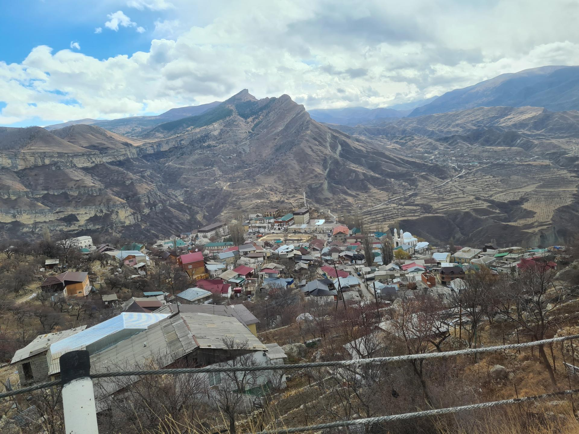 село Гуниб